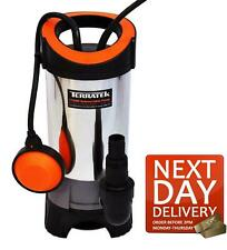More details for submersible water pump 1100w heavy duty dirty waste water