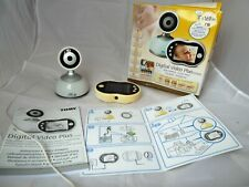 Tomy TDV450 Digital Video Baby Monitor - Boxed with instructions