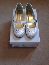 Girls' Satin Formal Shoes