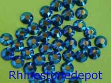 30ss CAPRI BLUE AB Swarovski Rhinestones 36 pcs