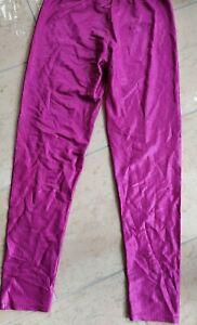 Gymnastik Hose, pink, Gr. L