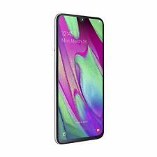 """Samsung Galaxy A40 (2019)Smartphone,Bianco,Display 5,9"""" 64 GB Esp Dual Sim Brand"""