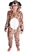 Age 3-4 Boys or Girls Puppy Dog 0nesie Animal Costume BEST QUALITY Kids