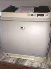 HP LaserJet 2600n Workgroup Color Laser Printer  low Page Count