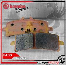 Front racing brake pads z04 brembo racing for Husqvarna nude 900