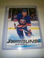 2019-20 Upper Deck Series 2 Young Guns Otto Koivula