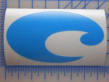 """Costa Del Mar Sunglasses Logo 4.5"""" 7""""  Decal Sticker Brine Harpoon Fathom Jose"""