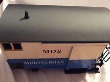 LGB Luggage/ BOX CAR - MOB G SCALE  Murtalbahn-TRAINS HOBBY