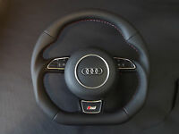 Audi flat bottom multi steering wheel A3, S3, A4, S4, A5, S5, A6, S6 MT