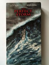 THE PERFECT STORM VHS 2000 George Clooney Mark Wahlberg Diane Lane, Karen Allen