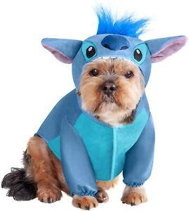 Stitch Disney Lilo & Stitch Disney Fancy Dress Up Halloween Dog Cat Pet Costume