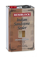 Everbuild Resiblock Indian Sandstone Sealer Colour Enhancer