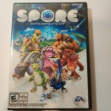 Spore (Windows/Mac, 2008) DVD-ROM Computer Game COMPLETE