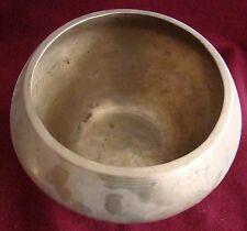Vieille son de coquille (Singing Bowl old Buddha's Begging Bowl Shape)