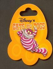DISNEYLAND Paris DLP  Cheshire Cat - Cats and Dogs - Alice in Wonderland pin