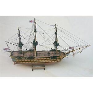 Mantua HMS Victory Wooden Model Ship Kit 720 - 1:200 Scale