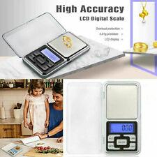 1xPortable Mini LCD Digital Scale Jewelry Pocket Balance Weight Gram 200gx0.01g