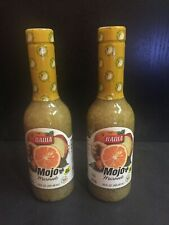 Badia Mojo Marinade Lot of 2 Bottles. 20 oz Each