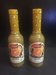 Badia Mojo Marinade Lot of 2 Bottles. 20 oz Each