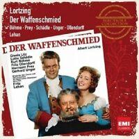 PREY/OLLENDORFF/SCHAEDLE/LEHAN - ALBERT LORTZING-DER WAFFENSCHMIED  2 CD  NEU