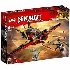 LEGO 70650 Ninjago Destiny's Wing Jet Plane brand new sealed box collectors set