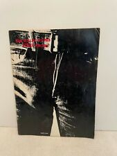 The Rolling Stones Sticky Fingers Sheet Music Song Book 1971