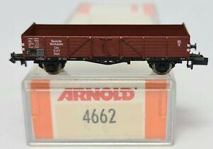 Arnold 4662 K - Niederbordwagen Typ Omm Linz - Reichsbahn - Ep. II - NEU OVP