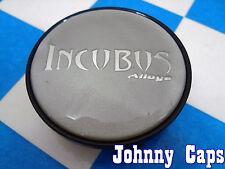 Incubus Wheels Black Center Caps #NPN Authentic Incubus Wheel Center Cap (1)