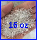 1 lb Clear Plastic Poly Pellets Washable Dryable Free Shipping American Made