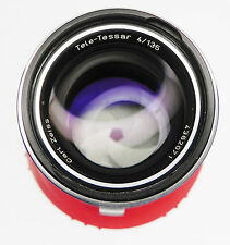 Carl Zeiss 135mm f4 Tele-Tessar for Contaflex 126   #4362071