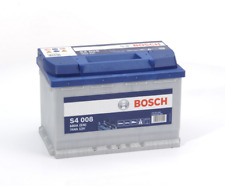 S4008 S4 008 Bosch Car Battery 12V 74Ah 680A Type 096 4 YEAR WARRANTY
