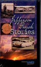 Jefferson Parish Stories New Orleans Suburban Mardi Gras and More NEW VHS VIDEO