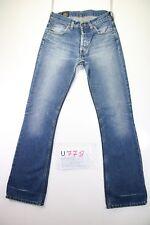 Lee Denver Paw (Cod. U778) Tg43 W29 L36 jeans used High Waist vintage