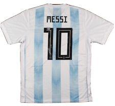 Lionel Messi Autograph / Signed Adidas Argentina Soccer Jersey Beckett COA! MINT