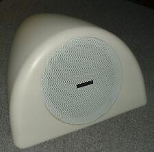 pair  Adastra WS3V surface mount pod ceiling speaker 100v line 3W & 6W 952.140
