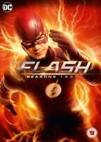 Neuf The Flash Saisons 1 Pour 2 DVD
