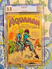 Aquaman #16 1964 CGC 2.5 First Series Nick Cardy