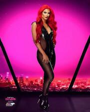 EVE MARIE -  WWE Wrestling Diva LICENSED un-signed poster print 8x10 photo