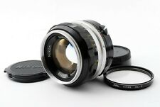 """Near Mint"" Nikon Nikkor S 50mm F1.4 Non Ai Prime MF Standard Lens From JP #2196"