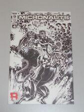 MICRONAUTS #9 IDW COMICS VARIANT NM (9.4)