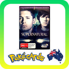 Supernatural : Season 2 (DVD, 2007, 6-Disc Set)