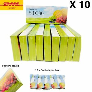 10 Boxes Superlife STC30 Supplement Stemcell activator vitamins DHL Express