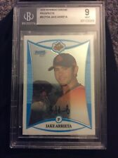 2008 Bowman Chrome Prospects #BCP164 Jake Arrieta Rookie Baltimore Orioles