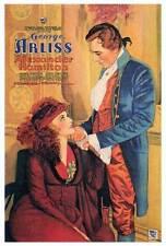 ALEXANDER HAMILTON Movie POSTER 27x40 George Arliss Doris Kenyon Dudley Digges