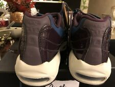 Air Max 95 Size 10 Woman Purple And Blue