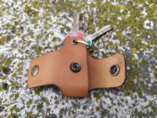 Leather Key Pocket handmade Leather Key Holder