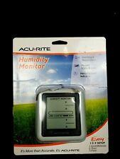 AcuRite Digital Temperature & Humidity Monitor 00309SBDI