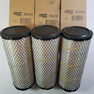 Lot of 3 Baldwin RS3704 Filters