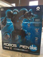 WowWee ROBOSAPIEN Blue Smartphone Bluetooth Enabled Robot Toy NEW