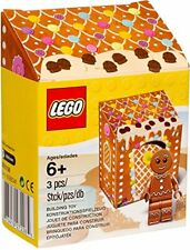 Lego New 5005156 Gingerbread Man Christmas stocking table present